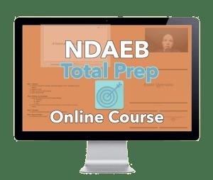dental exam help - NDAEB course image